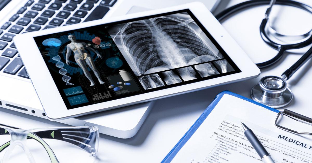 Digital health record